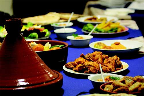 מאכלים מרוקאיים